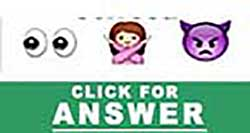 Guess the Emoji answers and cheats level 60