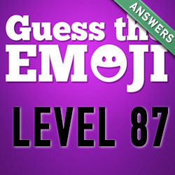 guess the emoji level 87