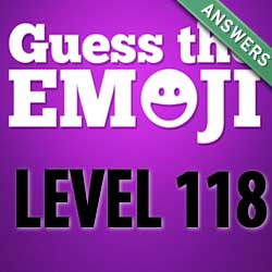 guess the emoji level 118