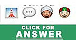 Guess the Emoji answers and cheats level 55
