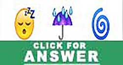 Guess the Emoji answers and cheats level 72